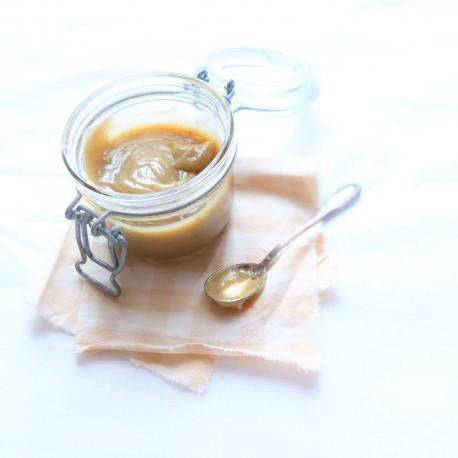 Confiture de lait de coco