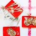 Ravioles châtaigne, champignons