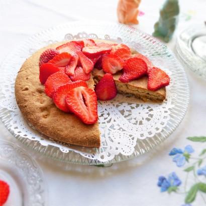 Gâteau mousseux