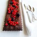 Gâteau au chocolat truffé