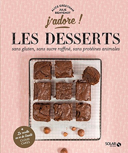 Couverture Desserts sans